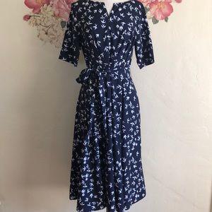 Eshakti midi length dress size Large / 12